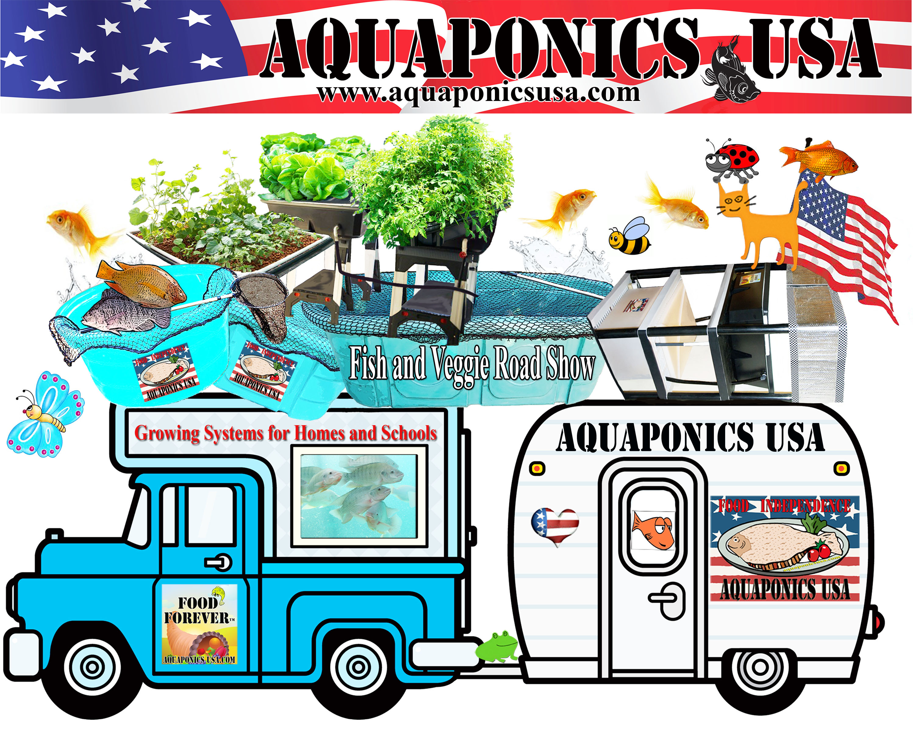 Traveling Food Truck Shows