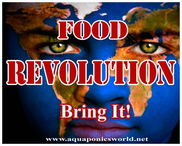 AWorld Food Revolution 8x10