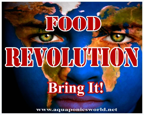 AWorld Food Revolution 8x10