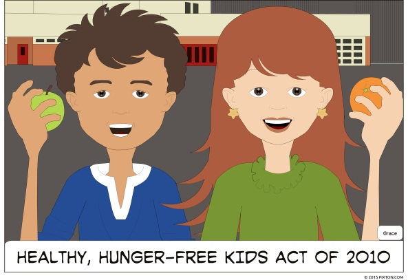 Healthy Hunger Free Kids Act