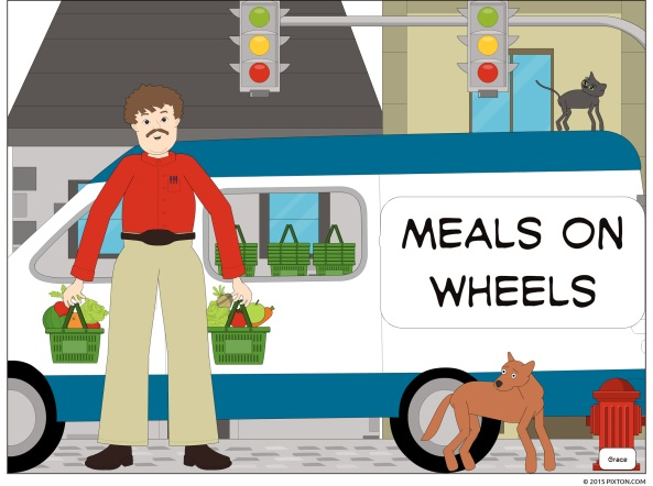 Meals On Wheels #2